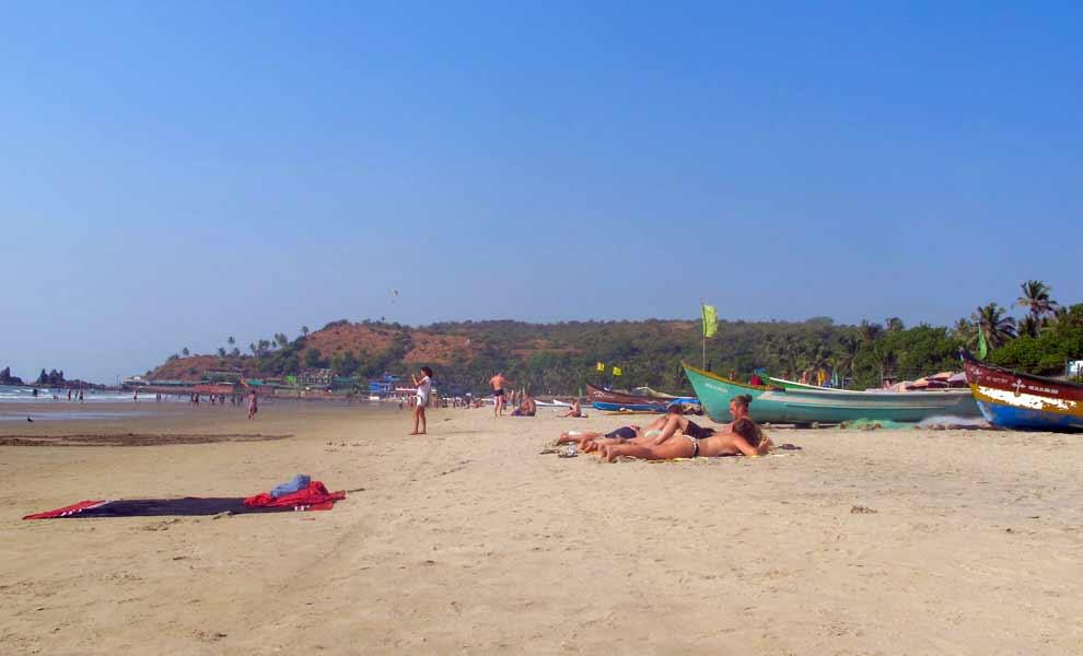 List of 10 Most Popular Beaches of North Goa | Top10Goa com